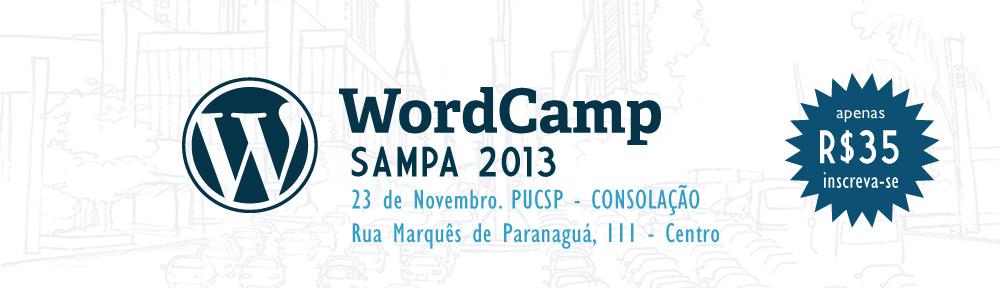 WordCamp São Paulo 2013